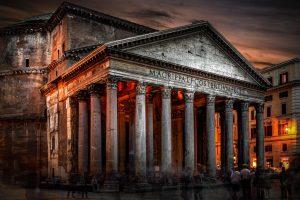 Ночной Рим с русским гидом