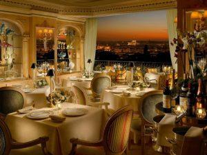 Панорамные рестораны Рима