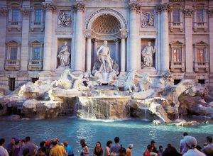 Обзорная экскурсия по Риму на автомобиле с русским гидом