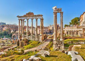 Античный Рим с русским гидом в Риме. Русский гид в Риме - гид по риму на русском