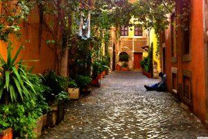 Трастевере и еврейский квартал Рима с русским гидом